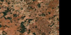 kolory granitów - granit Bordeaux