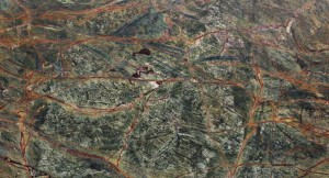 marmur Forest-Green