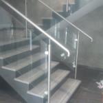 schody z granitu bianco new cristal i padang dark