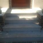 schody z granitu granit strzegomski